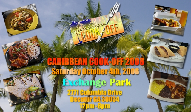 CAribbean Cook-Off 2008