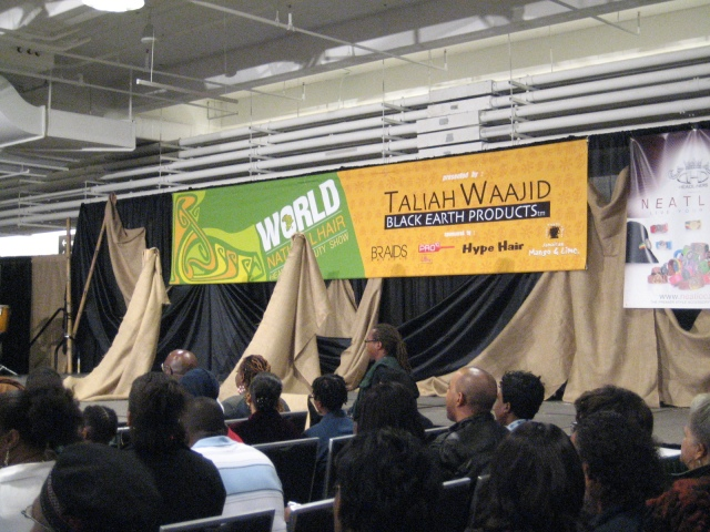 2009 Natural Hair Show in Atlanta