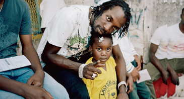 Mavado in April 2009 Vibe Magazine